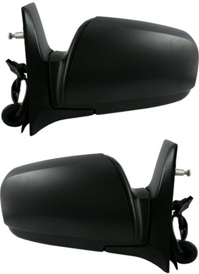 Зеркало заднего вида боковое Opel Zafira B 2008-2011