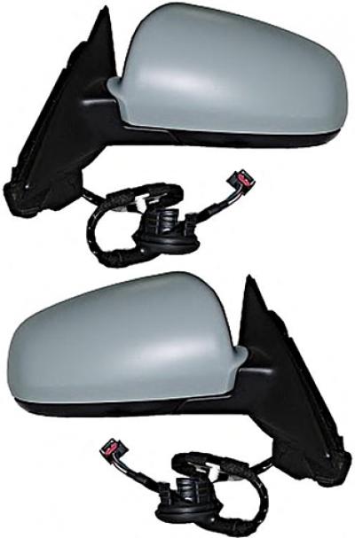 Зеркало заднего вида боковое Audi A3 2004-2008