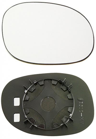 Дзеркальний елемент Citroen C3 (FC) 2002-2008
