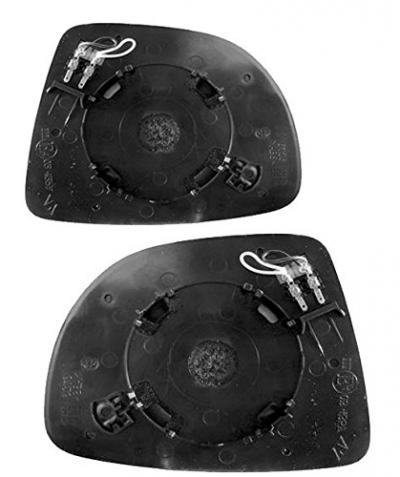 Зеркальный элемент Renault Captur 2013+