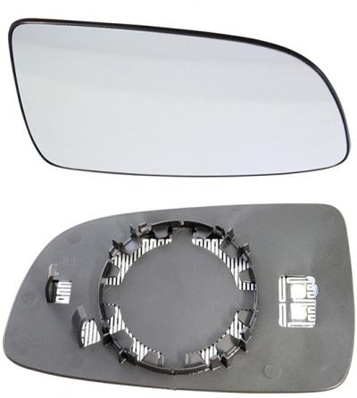 Зеркальный элемент Chevrolet Aveo (T250) 2006-2012