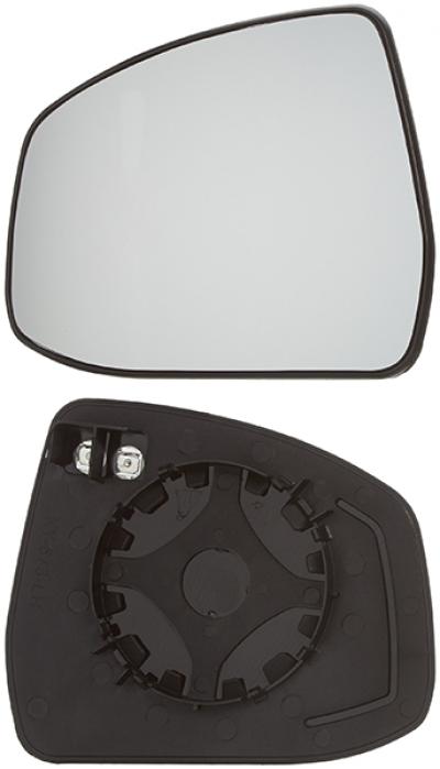 Зеркальный элемент Ford Focus 2008-2010