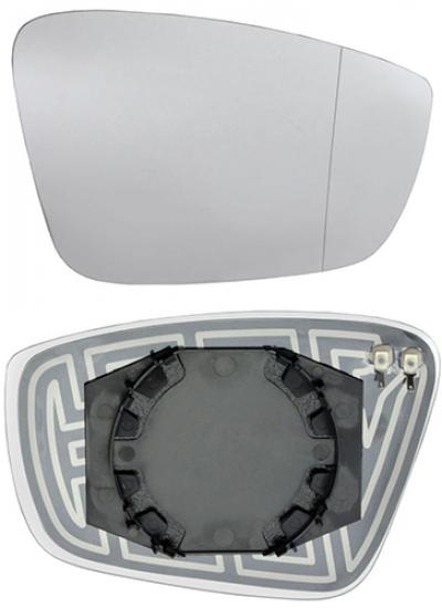 Зеркальный элемент Seat MII 2011+