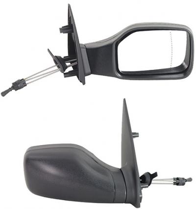 Зеркало заднего вида боковое Peugeot 106 1991-2003