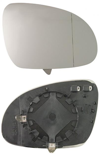 Зеркальный элемент Skoda Superb 2006-2008
