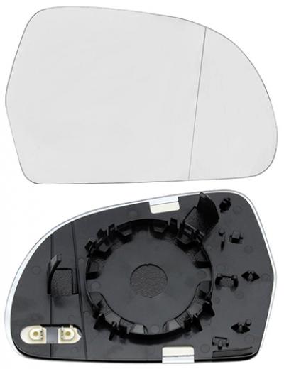 Зеркальный элемент Skoda Octavia 2009-2013