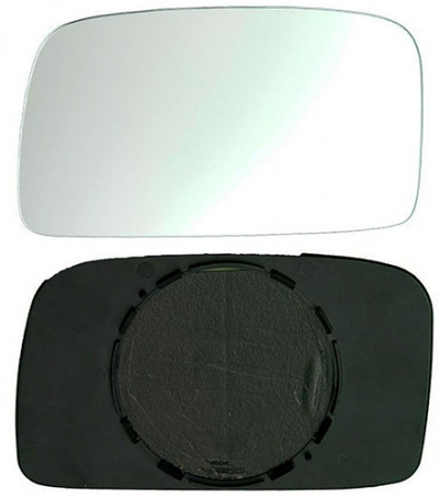 Зеркальный элемент VW Jetta (16E/19E/1G2) 1984-1991