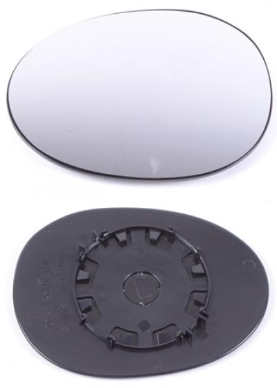 Зеркальный элемент Peugeot 107 2005-2012