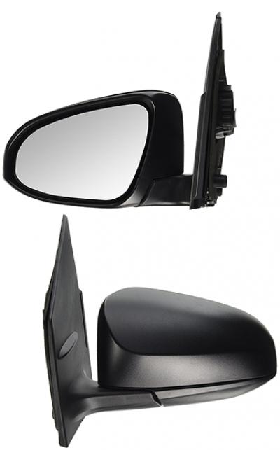 Зеркало заднего вида боковое Citroen C1 2014+