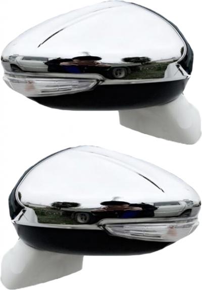 Зеркало заднего вида боковое Citroen С4 Picasso 2013+