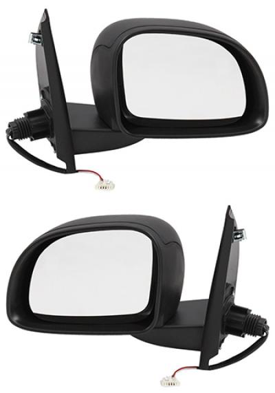 Зеркало заднего вида боковое Fiat Panda (169) 2009-2012