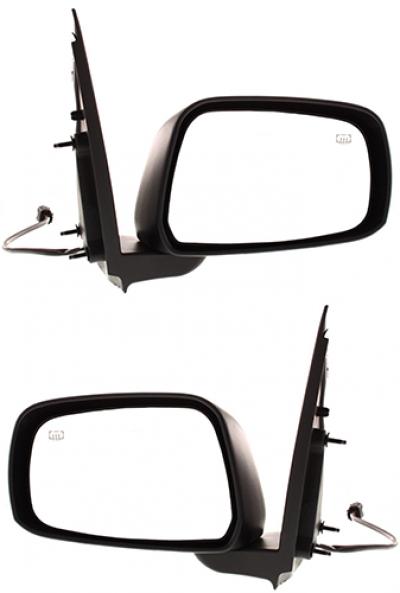 Зеркало заднего вида боковое Nissan Pathfinder 2005-2014