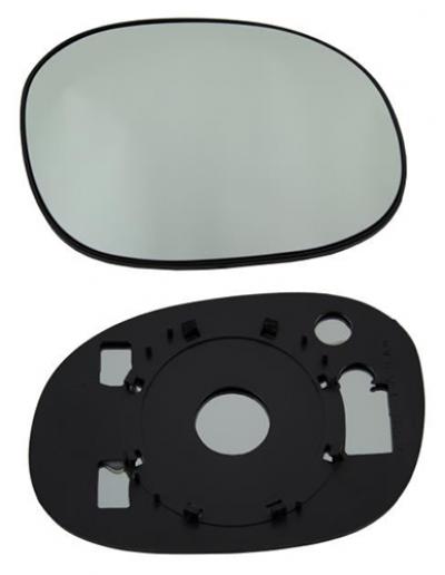 Дзеркальний елемент Citroen C2 2003-2009