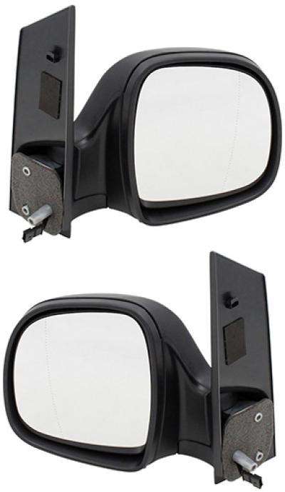 Зеркало заднего вида боковое Mercedes Vito W639 2003-2010