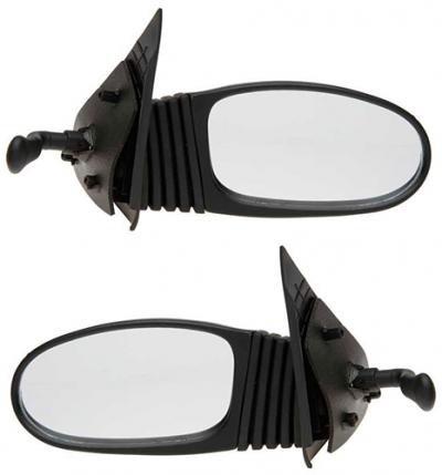 Дзеркало заднього виду бічне Fiat Seicento 1998-2010