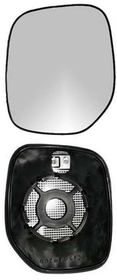Зеркальный элемент Peugeot Partner 2002-2007