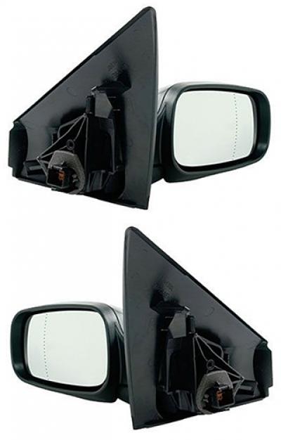 Зеркало заднего вида боковое Renault Megane 2003-2008