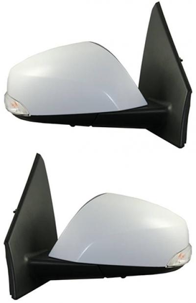 Зеркало заднего вида боковое Renault  Fluence 2010+