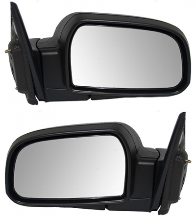 Зеркало заднего вида боковое Hyundai Tucson 2004-2010