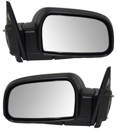 Зеркало заднего вида боковое Hyundai i10 2008-2014