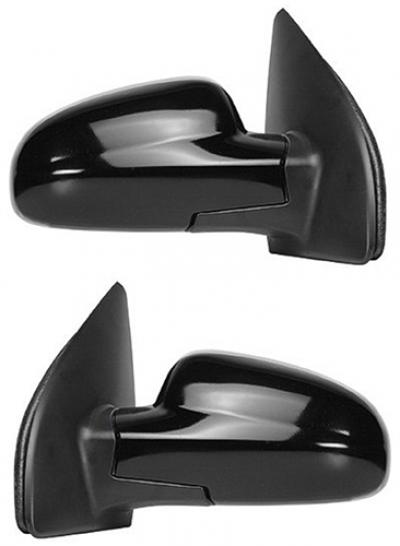Зеркало заднего вида боковое Chevrolet Aveo T200 2004-2006