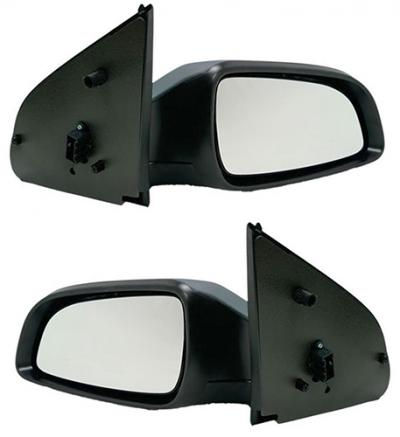 Зеркало заднего вида боковое Opel  Astra H 2003+