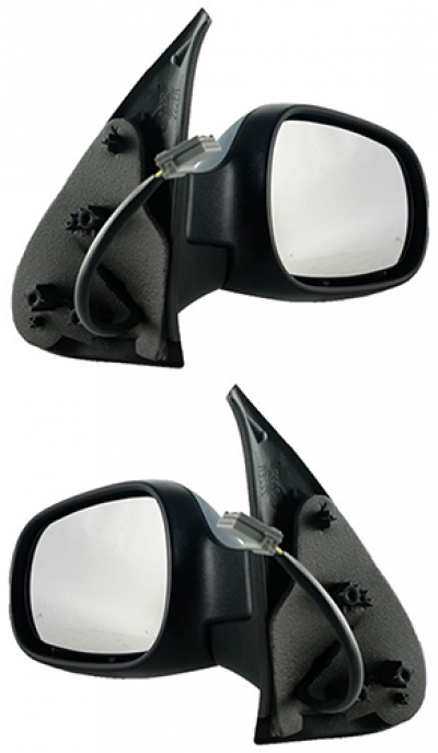 Зеркало заднего вида боковое Nissan Micra K12 2003-2010