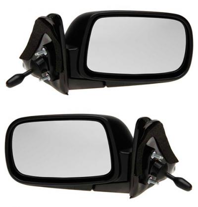 Зеркало заднего вида боковое Toyota Corolla E11 2000-2001