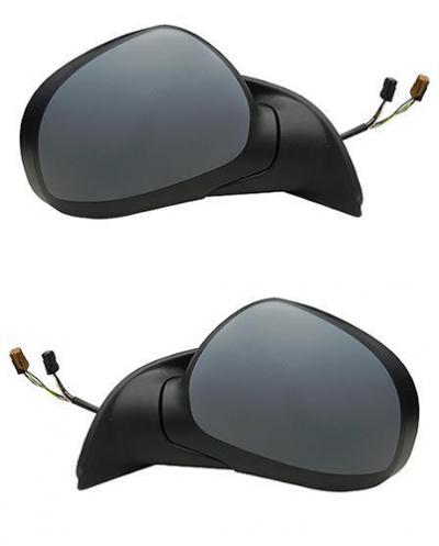 Зеркало заднего вида боковое Citroen C3 (FC) 2008-2010