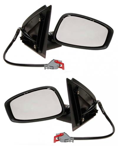 Дзеркало заднього виду бічне Fiat Stilo (192) 2001-2007
