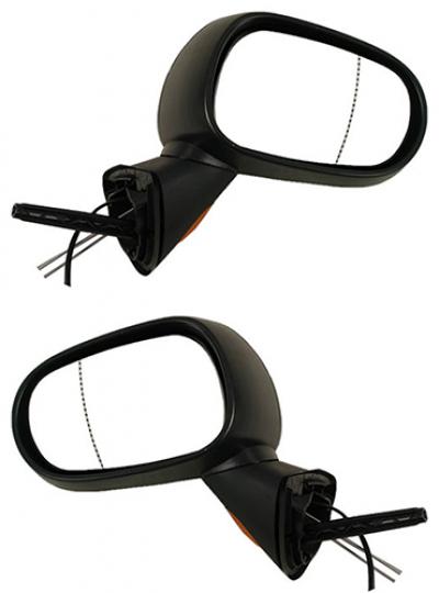 Зеркало заднего вида боковое Renault Modus (F/JP0) 2004-2007