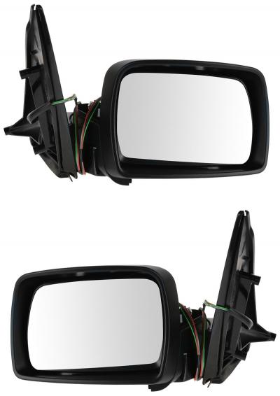 Зеркало заднего вида боковое BMW  X5 E53 2000-2006