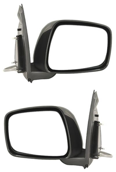 Зеркало заднего вида боковое Nissan Navara/Frontier (D40) 2005+