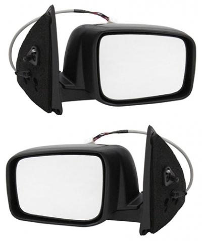Зеркало заднего вида боковое Nissan X-Trail (T31) 2007-2014