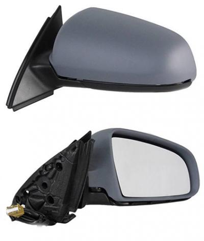Зеркало заднего вида боковое Audi A4 B7 2005-2008