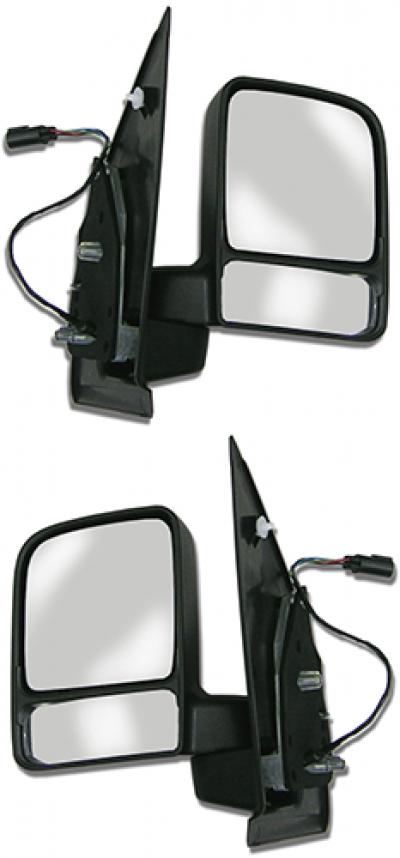Зеркало заднего вида боковое Ford Connect / Tourneo 2002-2013