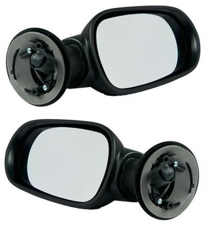 Зеркало заднего вида боковое Dacia Logan 2004-2008 Седан