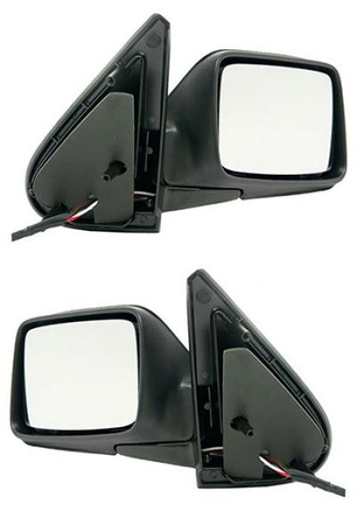 Зеркало заднего вида боковое VW Jetta (1H) 1991-1998