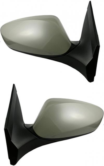 Зеркало заднего вида боковое Hyundai Santa fe (CM) 2006-2009