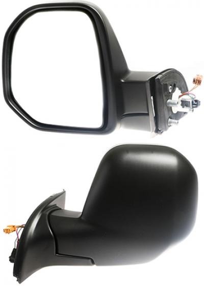 Зеркало заднего вида боковое Citroen Berlingo 2008-2012