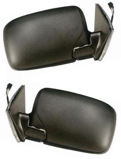 Зеркало заднего вида боковое BMW  5 E34 1992-1997