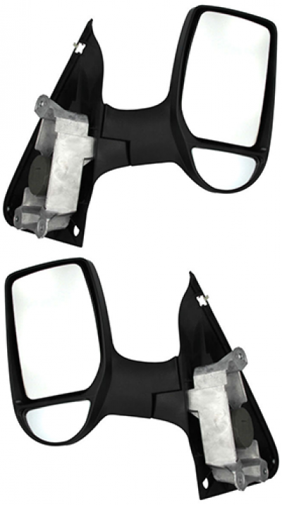 Зеркало заднего вида боковое Ford Transit 2000-2006