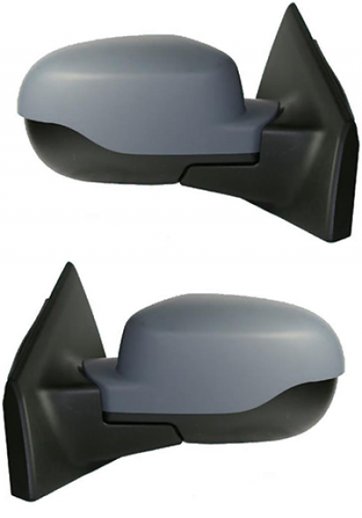 Зеркало заднего вида боковое Renault Clio III (R0/1) 2009-2012