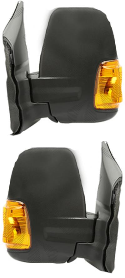 Дзеркало заднього виду бічне Ford Transit 2013+