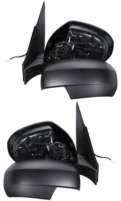 Зеркало заднего вида боковое Suzuki Swift (FZ/NZ) 2010+