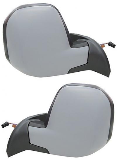 Зеркало заднего вида боковое Peugeot Partner 2008-2012