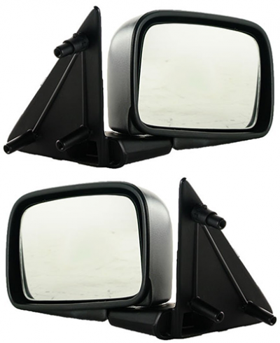Зеркало заднего вида боковое VW  Golf 2 1983-1991