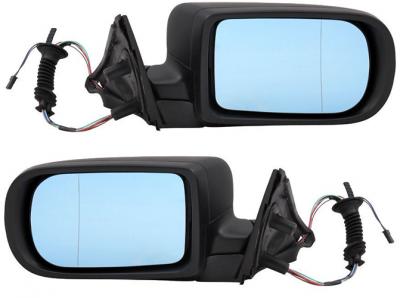 Зеркало заднего вида боковое BMW  5 E39 1996-2003