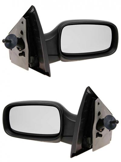 Зеркало заднего вида боковое Renault Clio III (R0/1) 2005-2009