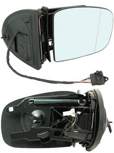 Зеркало заднего вида боковое Mercedes M-Klasse/ML W164 2005-2008